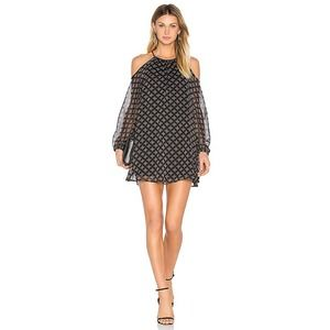 NEW THREE EIGHTY TWO Cold Shoulder Skye Dress